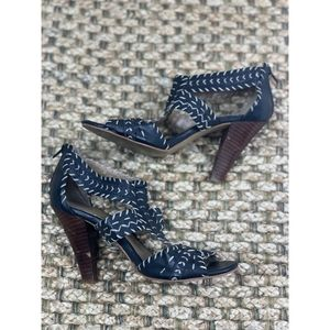 Sole Society Shoes - Sole Society Arizona Whipstitch Heels Sz 9.5